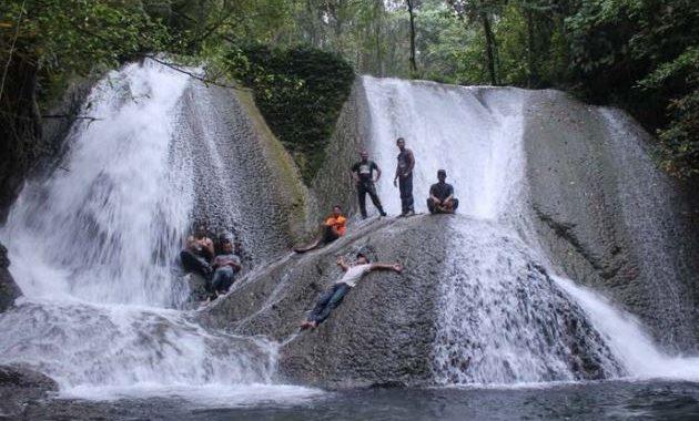 Air Terjun Semirang wisata alam ungaran