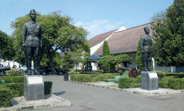 Benteng Vredeburg wisata sejarah jogja