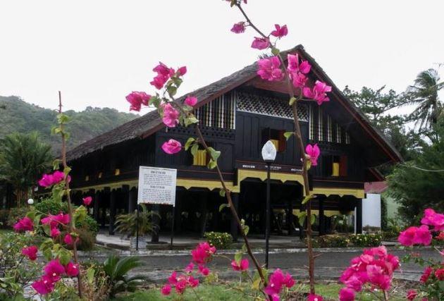 Museum Cut Nyak Dien wisata sejarah aceh