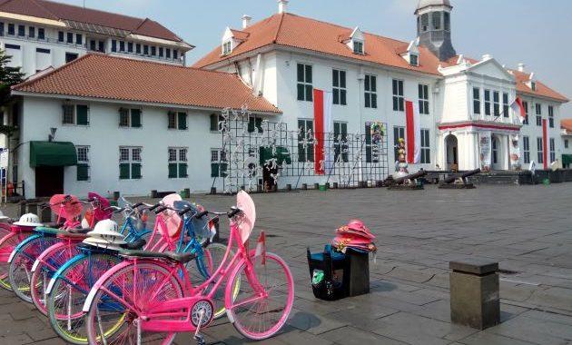 Museum Fatahillah wisata sejarah di Jakarta