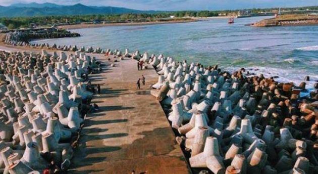 Pantai Glagah wisata jogja