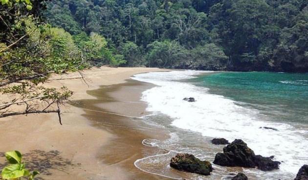 Pantai Kaliapus malang