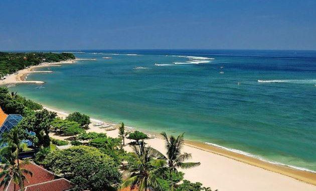 Pantai Kuta wisata di bali