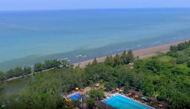 Pantai Purwahamba Indah Tegal