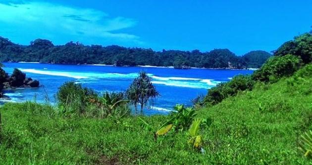 Pantai Savana malang