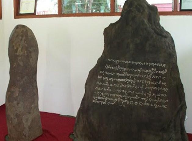 Prasasti Batutulis wisata sejarah bogor