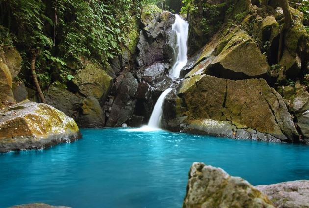 Pria Laot Waterfall aceh
