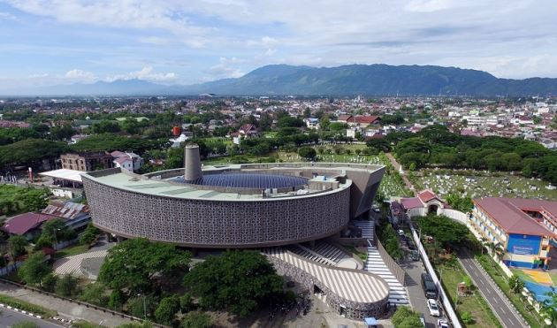 Tsunami Museum aceh