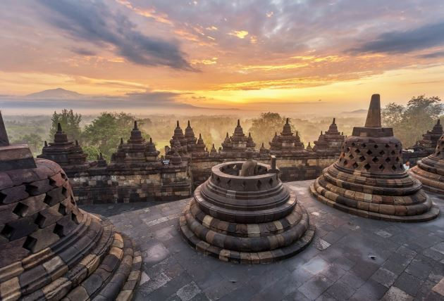 Candi Borobudur, Tempat Wisata Legendaris di Jawa Tengah