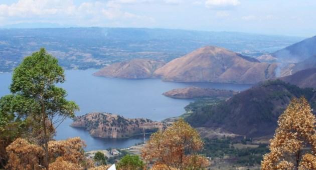 Danau Toba, Wisata alam indonesia di Sumatera