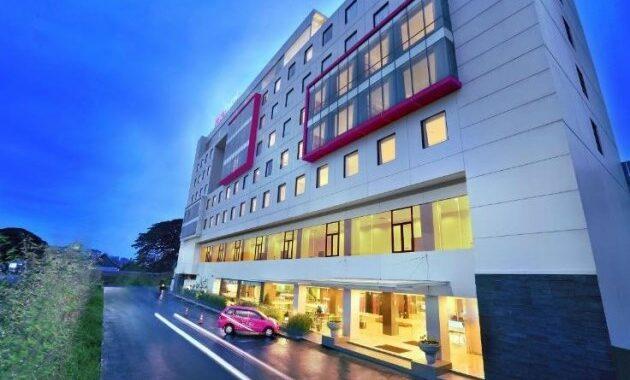 Hotel Dekat Wisata Kuliner Bandung