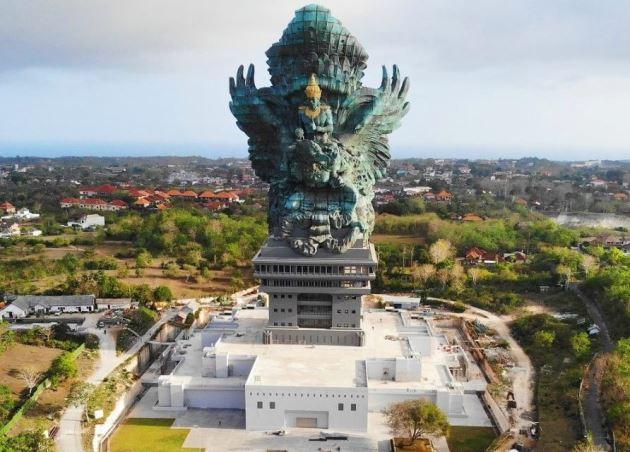 Garuda Wisnu Kencana (GWK), Tempat wisata Bali