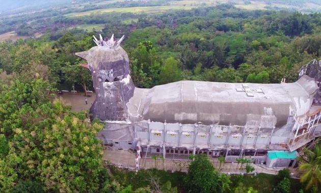 Gereja Ayam, Wisata Indonesia di Magelang