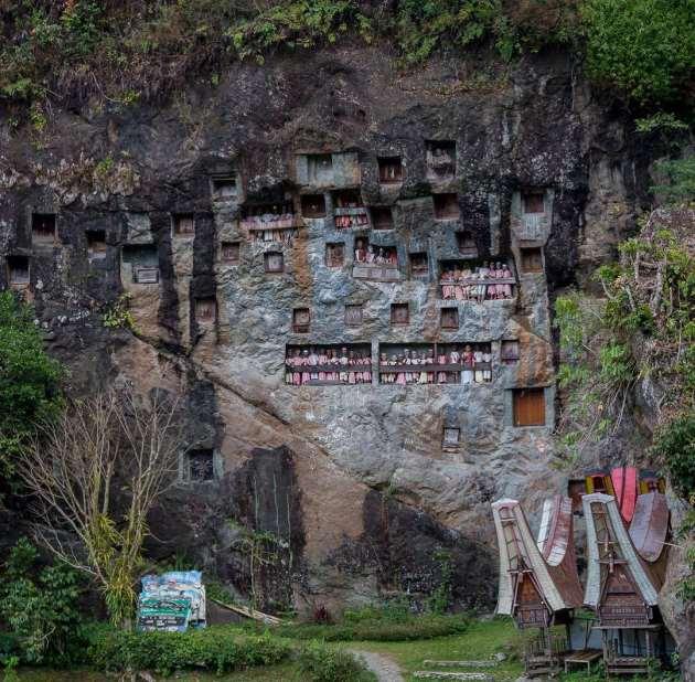 Goa Tampang Allo, Wisata Indonesia di Toraja