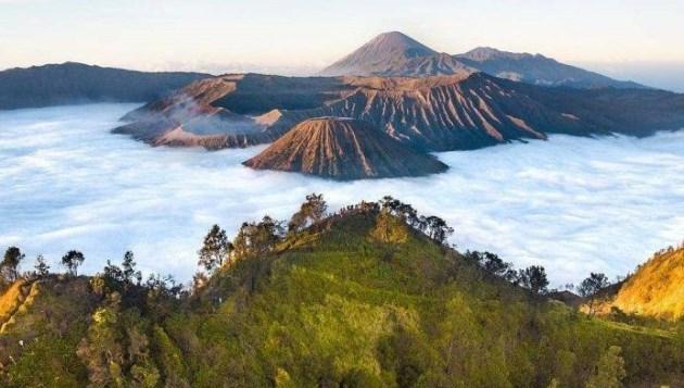 Gunung Bromo, Wisata Alam di Jawa Timur