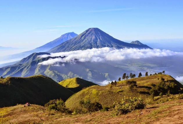 Gunung Prau, Tempat wisata indonesia di Wonosobo