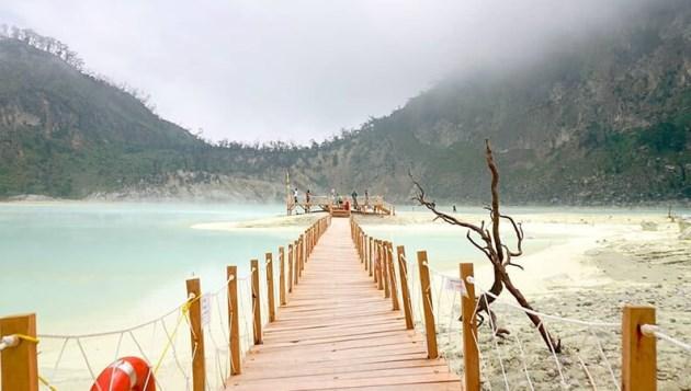 Kawah Putih, Tempat Wisata Indonesia di Bandung