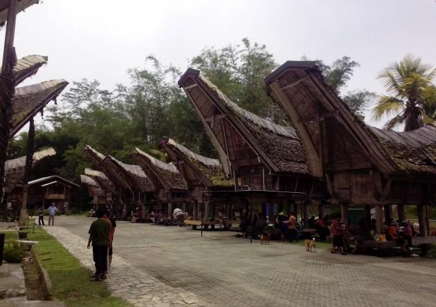 Ke'te Kesu, Obyek Wisata di Toraja