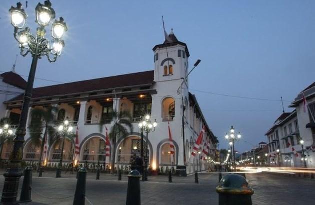 Kota Lama, Tempat Wisata Semarang