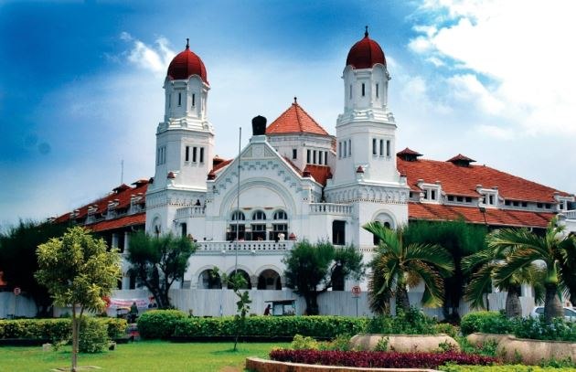Lawang Sewu, Tempat wisata Semarang