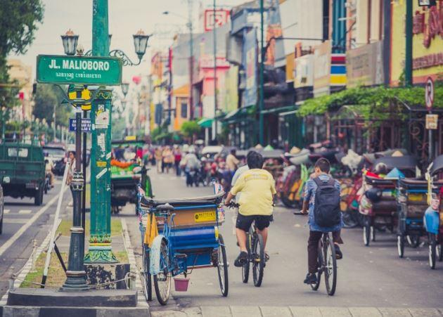 Malioboro, Tempat wisata Yogyakarta