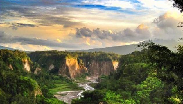 Ngarai Sianok, Objek Tempat wisata Bukittinggi