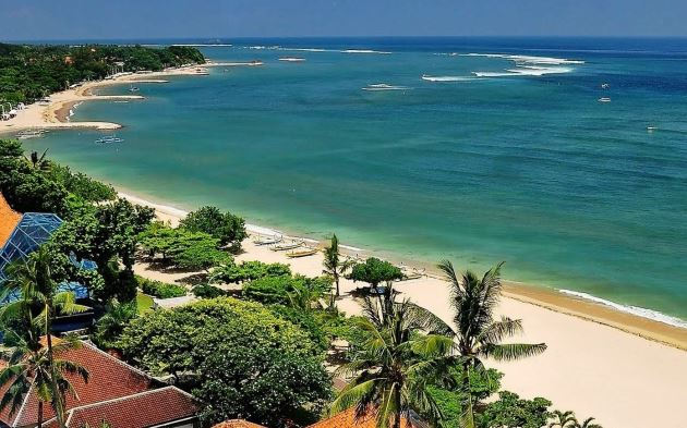 Pantai Kuta, Wisata Indonesia di Bali