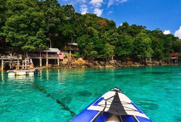 Pulau Weh, Wisata Indonesia di Malaka