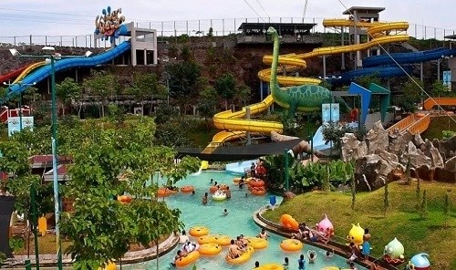 Taman Rekreasi Wondaria semarang