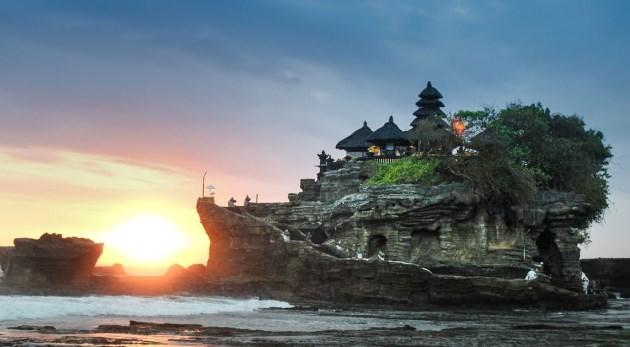 Tanah Lot, Wisata indonesia di Bali