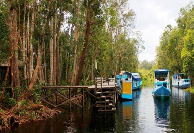 Tanjung Pitung, Objek Wisata Indonesia di Kalimantan