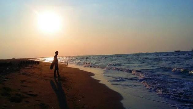 pantai maron di semarang