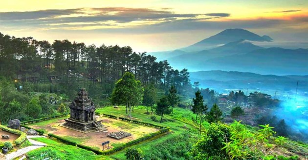 Candi Gedong Songo Bandungan
