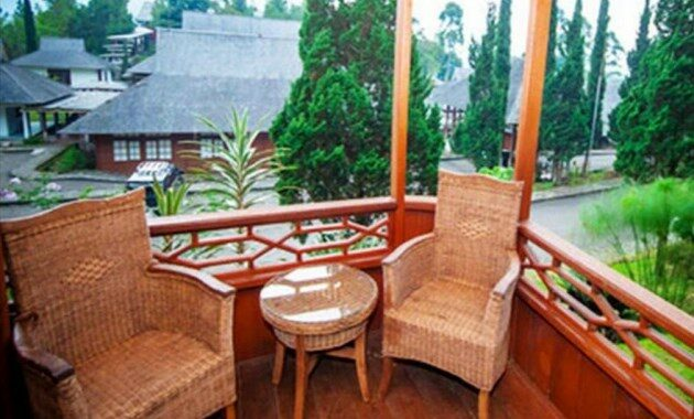 Hotel Dekat Wisata Kawah Putih