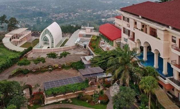 Hotel Dekat Wisata Umbul Sidomukti