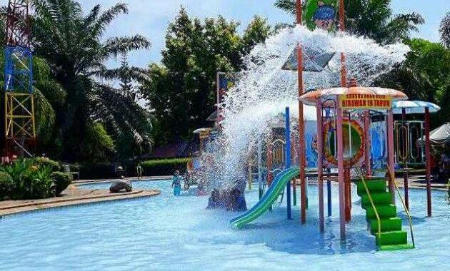 Wisata The Fountain Ungaran