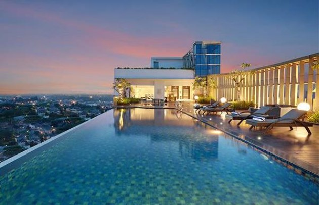 hotel dekat kota wisata Cibubur