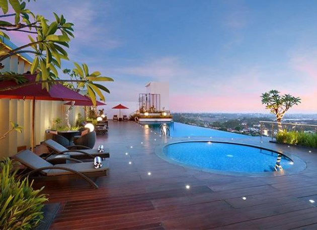 hotel dekat taman wisata Mekarsari