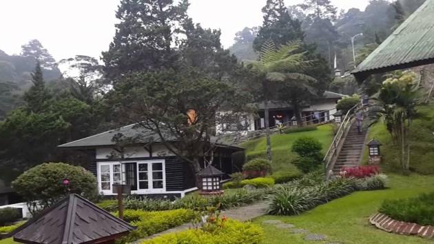 hotel dekat taman wisata matari puncak